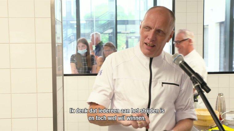 YouTube video - Docent Edgar Kaats wint Kookwedstrijd