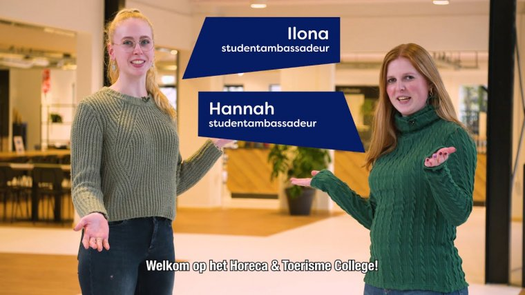 YouTube video - Bekijk de aftermovie van de Opening van het Horeca & Toerisme College