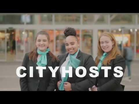 YouTube video - Studenten Toerisme worden stadsambassadeur in Cityhost project
